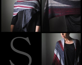 S ~ E-book Collection of Shawl Designs Knitting Patterns PDF