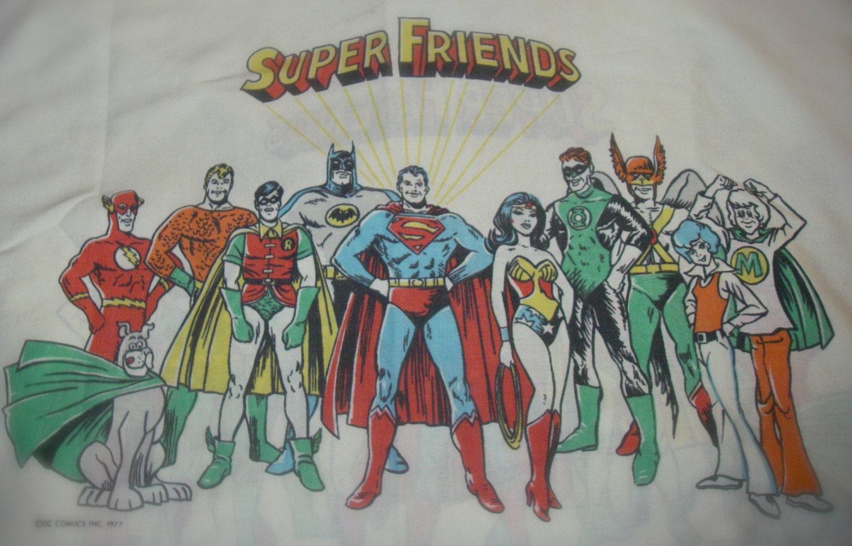 Vintage superhero bedding - Like This Item