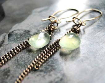 SALE Earrings, Dangle Earrings, Drop Gemstone Earrings, Gift for Her, Accessories, Stocking Stuffer, Gift Box