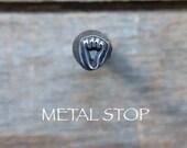 Bear Paw - Metal Design Stamp great stamping supplies