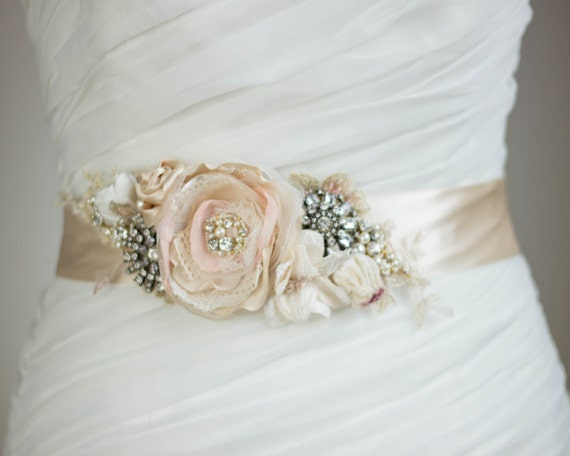 Vintage Dress Sashes