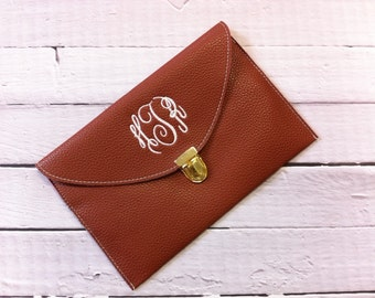 Monogrammed Clutch Wedding Clutches Monogrammed Clitches for wedding party gifts Favors