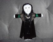 RESERVED LISTING for Erin, Loki doll