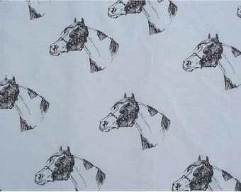 Paint Horse Fabric