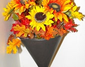 Spigot Sunflower Fall  Floral OOAK