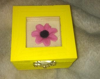 Small Jewelry/Trinket Box