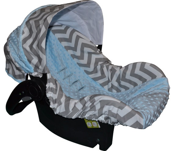 baby car sear cover infant car seat cover slip cover grey. Black Bedroom Furniture Sets. Home Design Ideas
