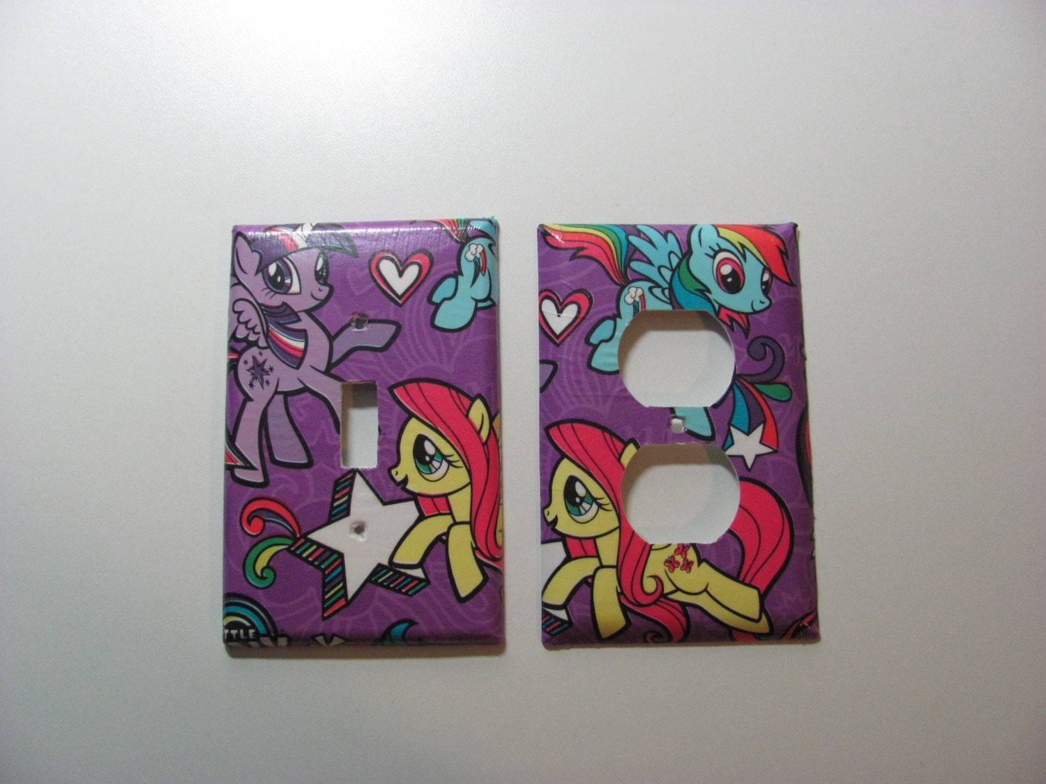 My Little Pony Light Switch Cover Single Toggle By