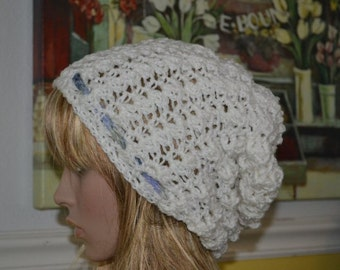 Loose Slouchy Toque or Beanie 477