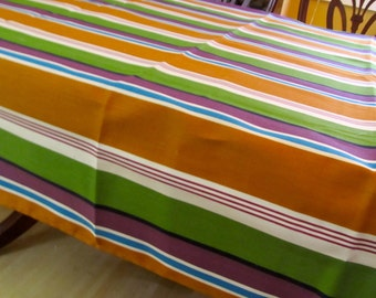 Table Cloth TCL1477E   Colorful, Heavy Cotton,  Table Cloth, Table Covering, Kitchen, Kitchen and Dining, Eco Friendly, Table, Entertain