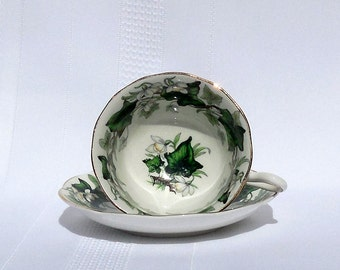 Royal Albert 'Ivy Lea' Teacup and Saucer