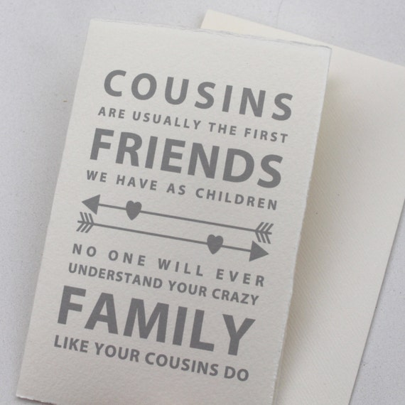 Quotes About Sisters Cousins : First friend cousin quotes quotesgram