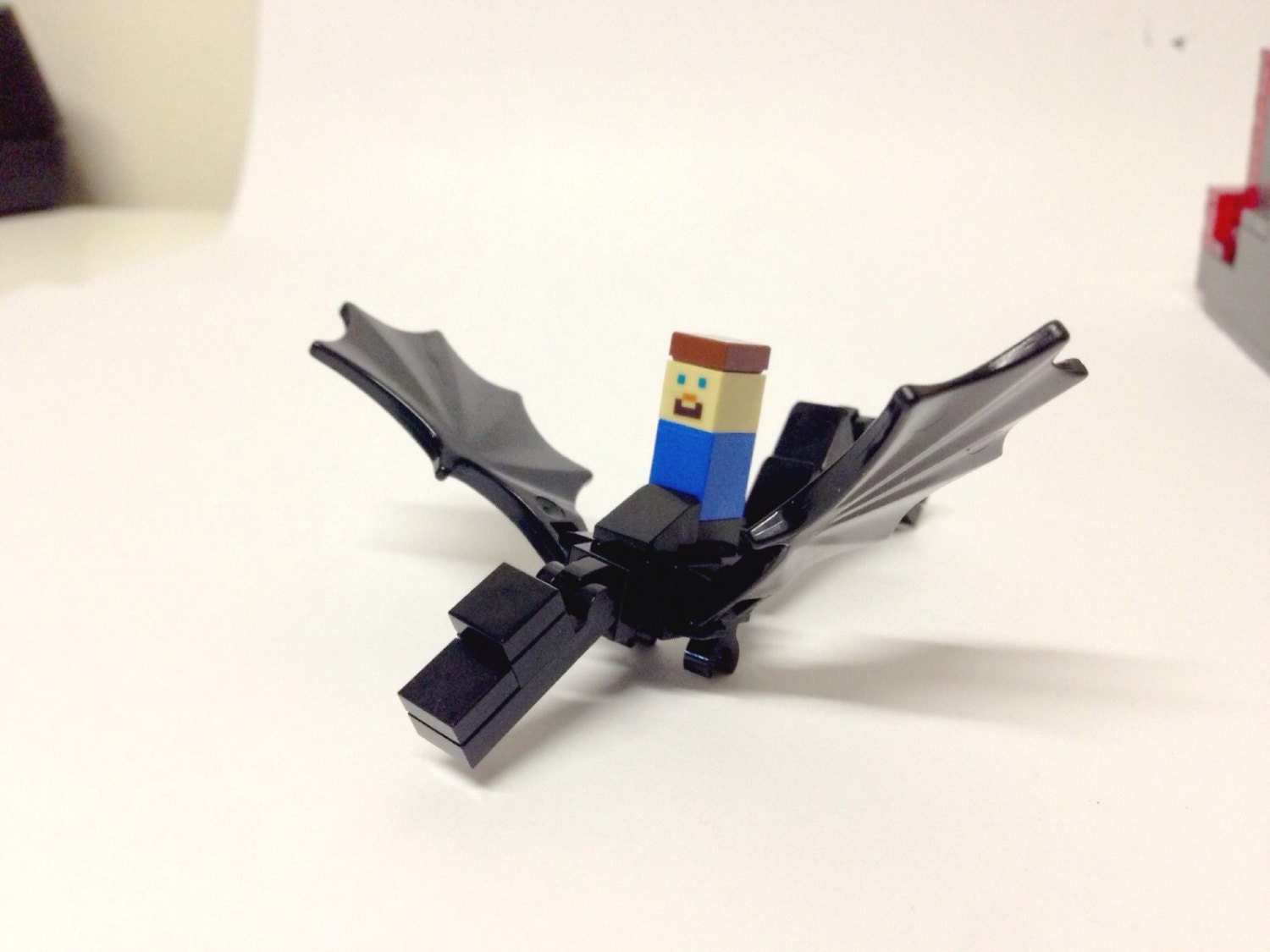 lego ender dragon instructions
