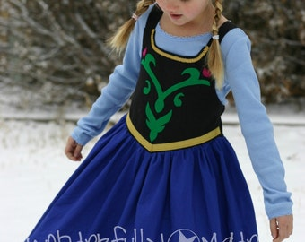 Princess Anna Dress/Costume