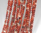 "2mm brecciated jasper Round beads full strand 16"" Loose Beads P142702"