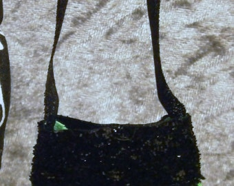 Purse for 10 to 12 inch fashion dolls
