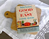 Vintage Cookbook | Betty Crocker's Good and Easy Cook Book