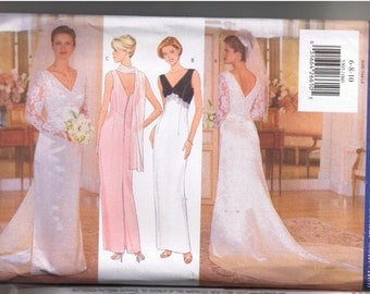 Butterick Bridal Pattern 5303