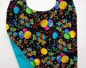Child's Happy Birthday Cape, Classroom Birthday Cape, Teacher Gift, Teacher Appreciation, Preschool Dress Up Cape, Student Recognition
