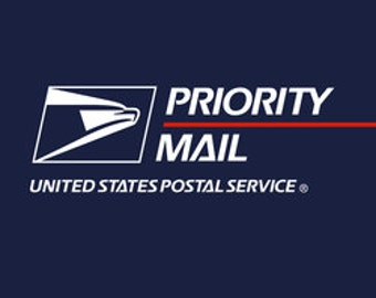 Priority Mail upgrade -  Get your order faster