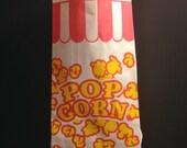 25 Popcorn Bags 1.5oz. ( Choice of three styles)