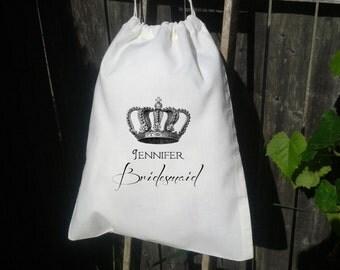 8 -10x12 Drawstring Bags- Wedding Favor-Party Favor - Premium -Muslin Bag -Bridesmaid Bag
