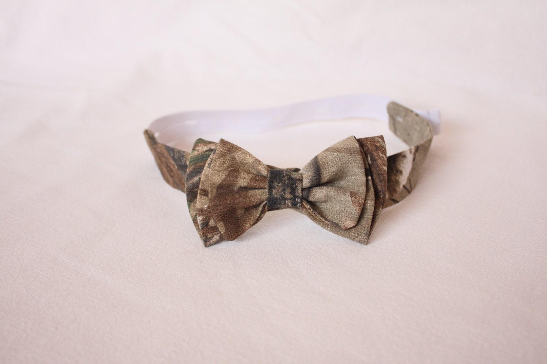 bow tie mossy oak tie realtree tie wedding tie camo