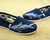 Shark TOMS Shoes