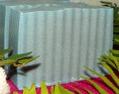 Eucalyptus &  Spearmint Goats Milk Argan Oil Handmade Cold Process Soap with Shea Butter and Avocado Oil