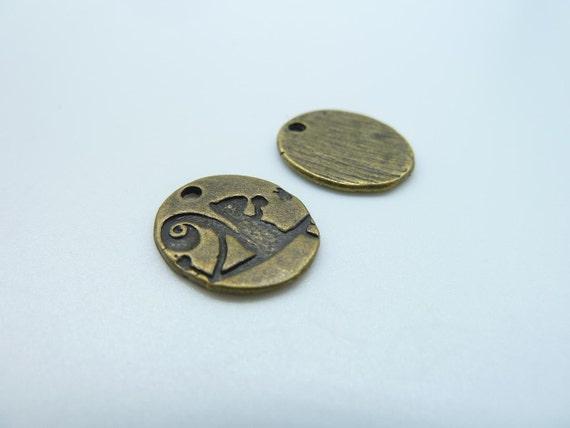 30pcs 12x24mm Antique Bronze Lovely Mini Squirrel  Charm Pendant  c1648