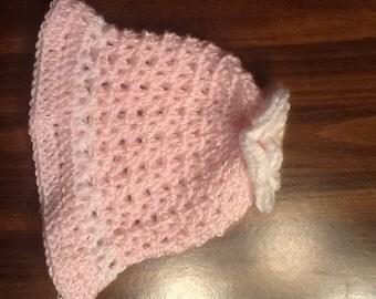 Pink Cupcake Hat