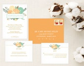 Floral Bouquet Wedding Invitations. Floral Print. Elegant Wedding Invitations. Wedding Menu. Wedding Programs. Wedding Favors. Stationery.