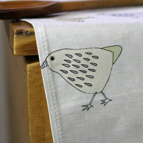 Dish Towel Sale: SALE Chicks Tea Towel/dish Cloth 100% Cotton
