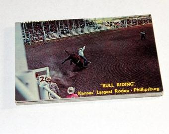 75 Vintage Kansas Chrome Postcards Blank - Travel Themed Wedding Guestbook