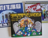 Commute of the Living Dead: Volumes 1, 2 and 3! (mini-comics)