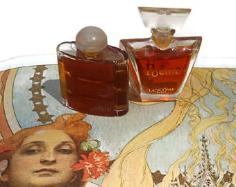 Yves Saint Laurent Opium Lancome Poeme Perfume Samples