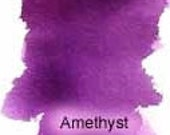 Peerless Transparent Watercolor Sheet - Amethyst