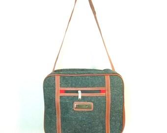 Vintage Crossbody Weekender Carryon Tote Oscar De La Renta New Deadstock