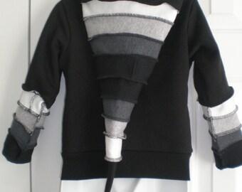 toddler Elf hoodie elf toddler sweatshirt elf Style zip front hoodie sweatshirt TODDLER hoodie 3T 4T 5T