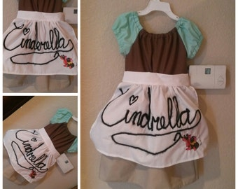 Cinderella Peasant Dress
