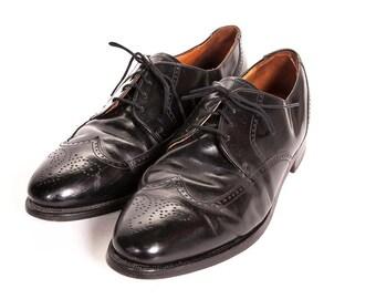 Bostonian Wingtip Shoes Size 10.5 D