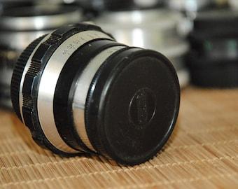 1968 Vintage Industar 61  2.8/52mm Leica screw M39 Zorki FED RF Ukrainian Lenses