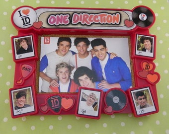 One Direction Cake Topper / Decoration / Cake Kit / Birthday / Party