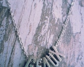 Geaux Necklace-FREE SHIPPING