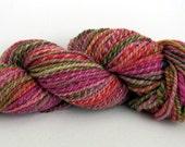 SALE - Corriedale Wool Handspun Yarn - 130 yards
