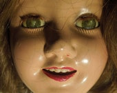 Vintage 1930s Deanna Durbin 21 Inch Composition Doll