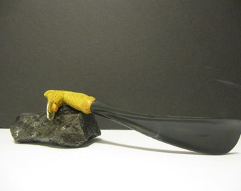 Vintage horse head plastic shoe horn retro mad men shoe horn horse