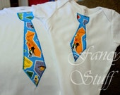 California tie shirt