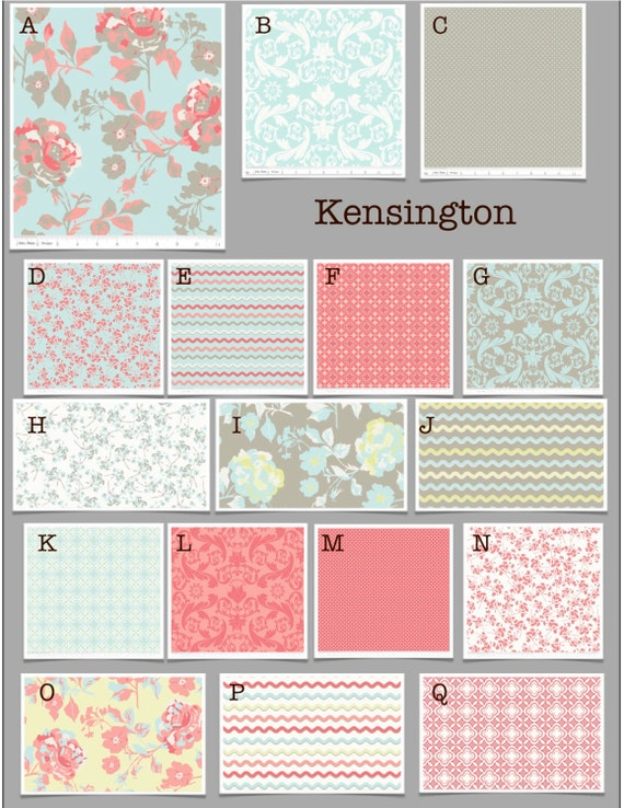 Custom Baby Crib Bedding Design Your Own Reserved Listing