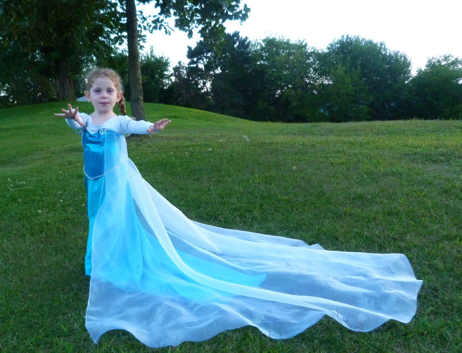 SALE Elsa Costume Queen Elsa: Pretend play dress up Elsa
